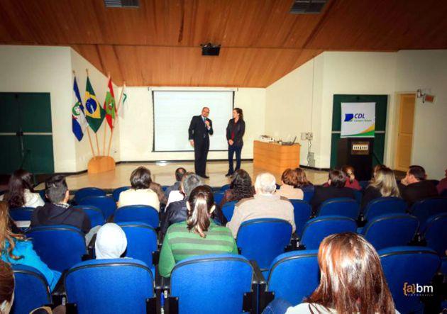 Workshop de oratória