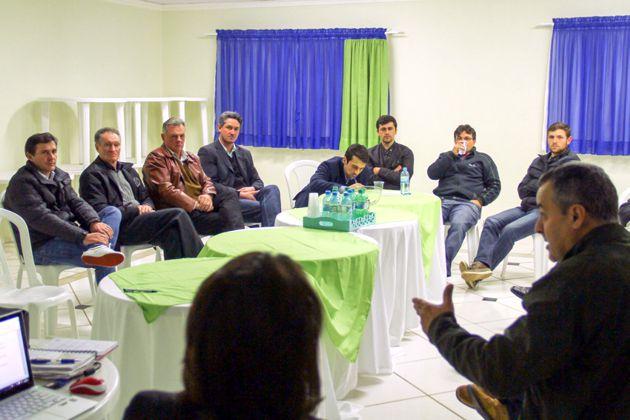 Reunião do Conselho de Desenvolvimento