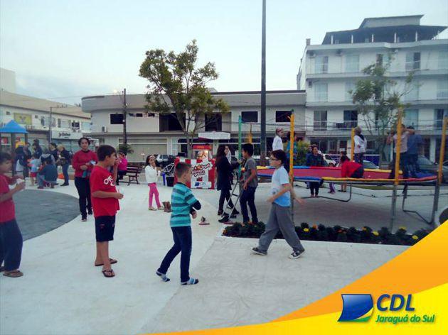CDL Jaraguá do Sul prestigia evento no NDL Massaranduba