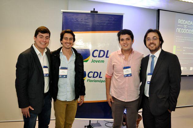 Núcleo Jovem da CDL Florianópolis é o 2º maior do país