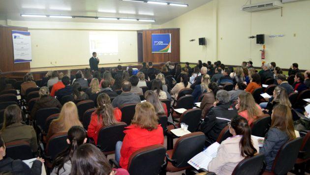 Workshop de crédito e cobrança