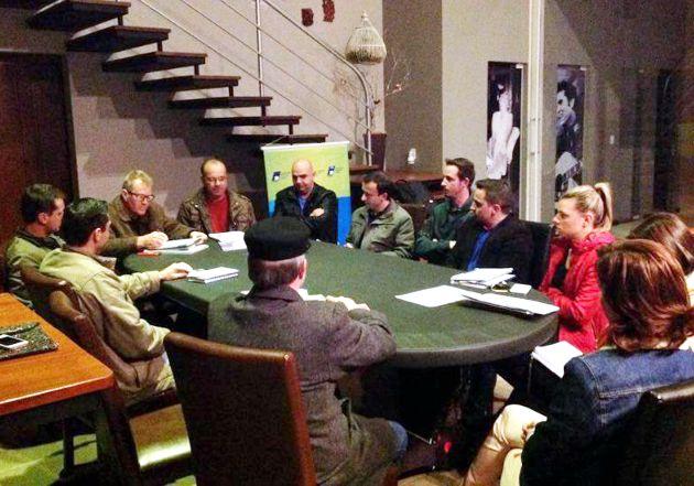 4ª reunião do 32º Distrito
