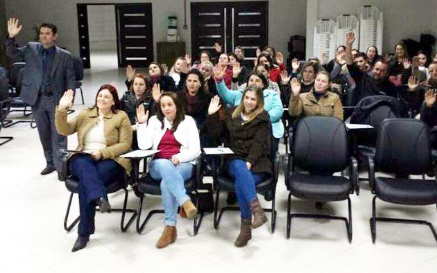 Workshop sobre crédito e cobrança
