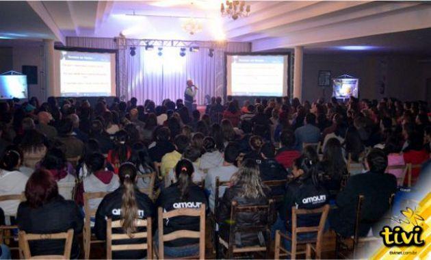 Workshop da CDL São Lourenço do Oeste