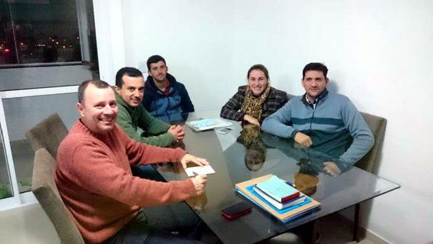 Reunião na CDL Passo de Torres