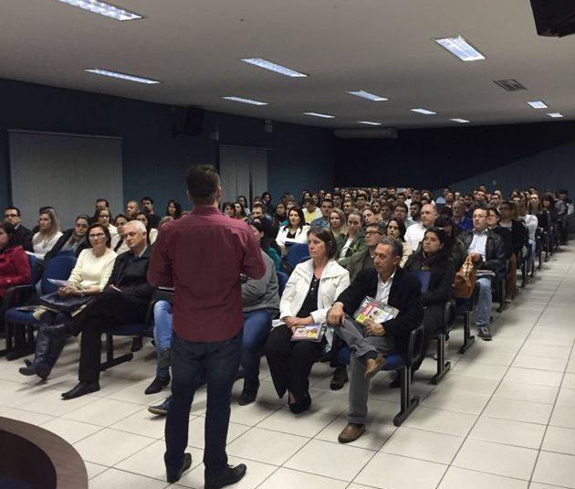 CDL Videira realiza evento gratuito para gestores do varejo