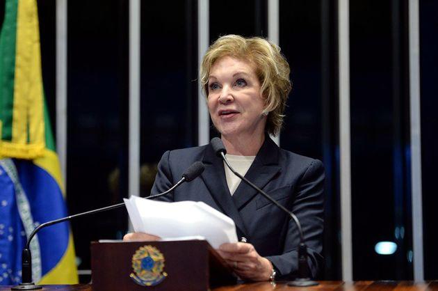 Senadora Marta Suplicy é relatora do projeto (foto: Jefferson Rudy - Agência Senado)