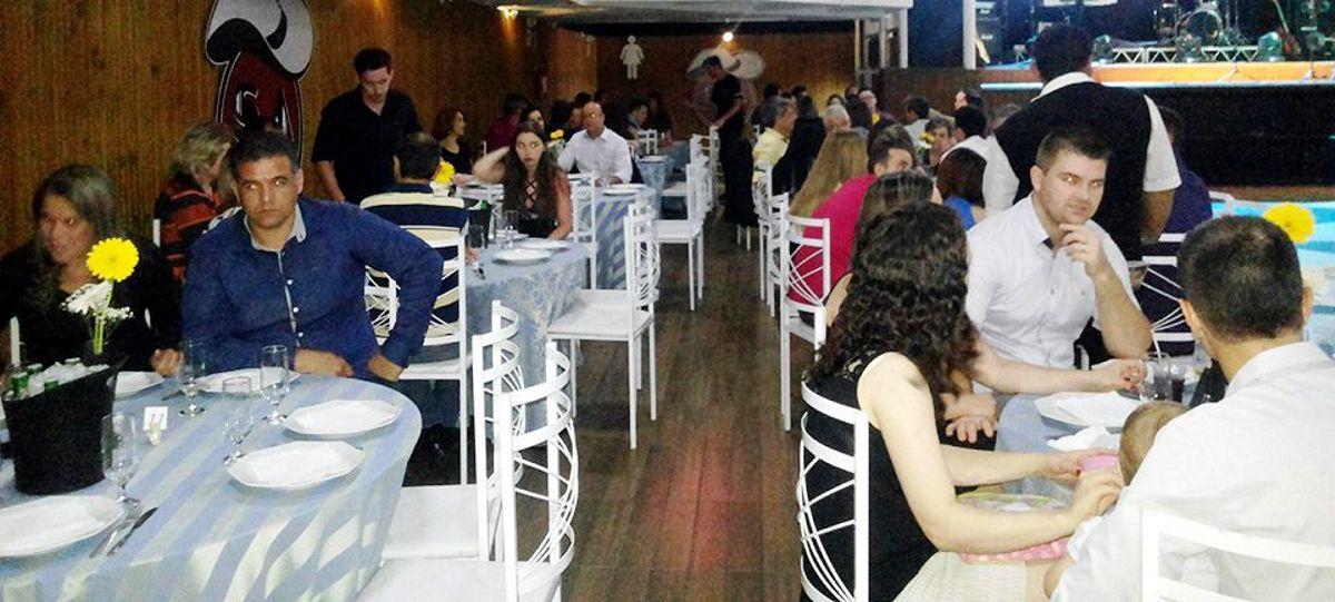 CDL Santo Amaro da Imperatriz  jantar de confraternização. Associados ... 745166a664