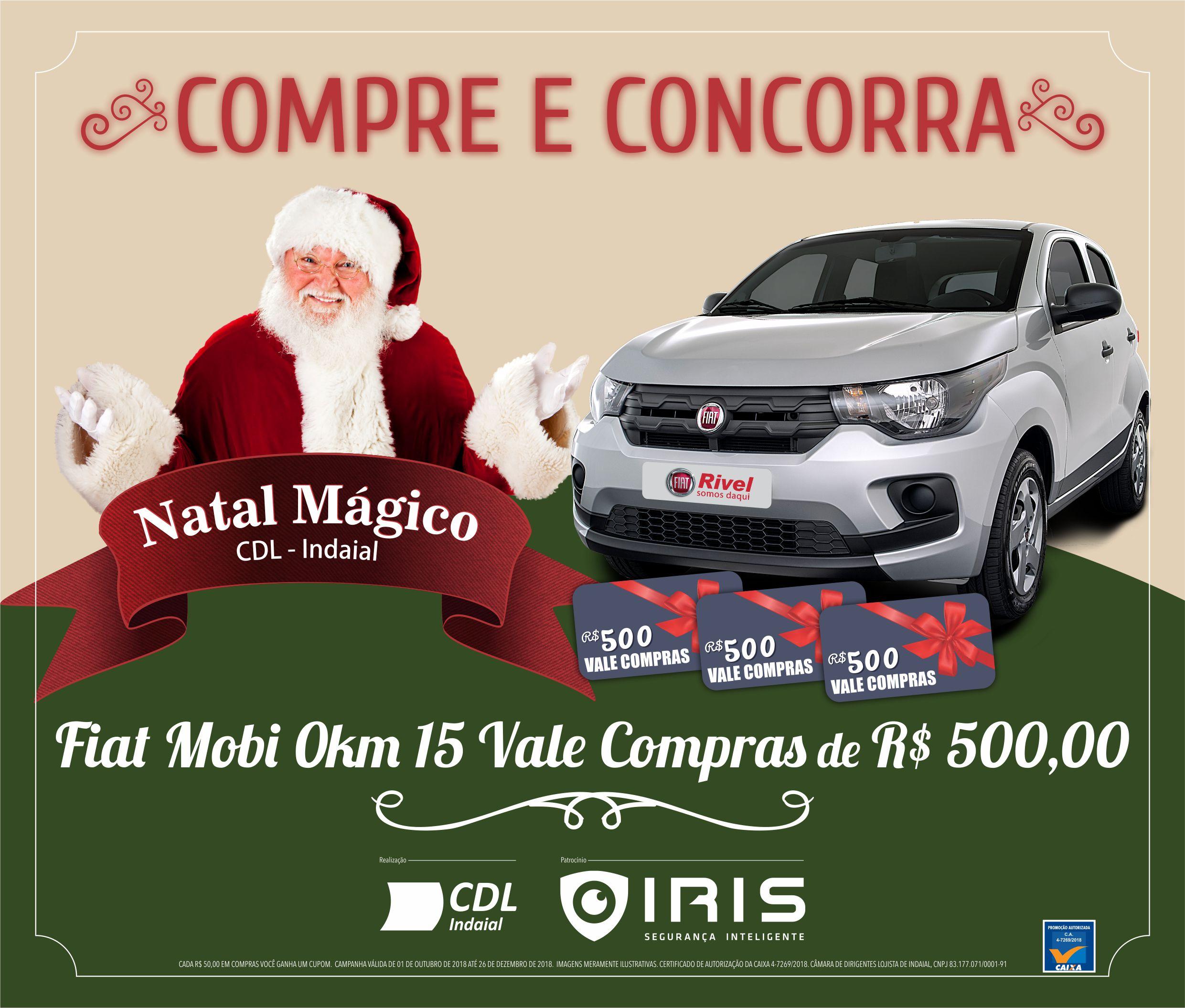 b59e926256 CDL Indaial organiza mais uma edição do Natal Mágico