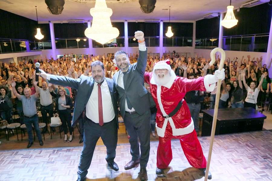 05317555d8 CDL Blumenau prepara lojistas para vendas de Natal